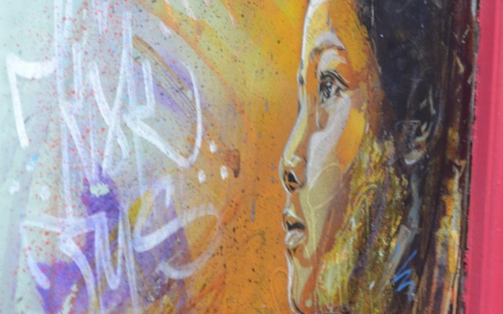 Artwork by C215