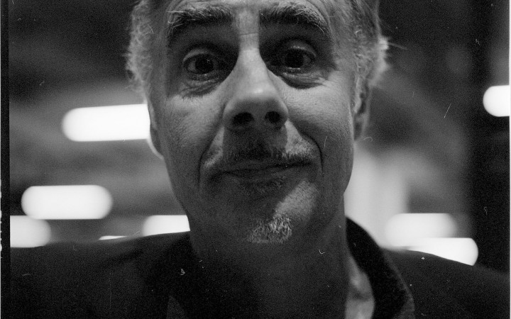 Speaking to Glen Matlock at CSM. Image by Mathias Gontard