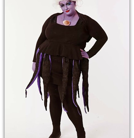 Ursula cosplay [credit to @GirlGeek85]
