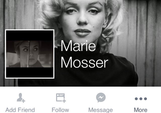 Remembering one victim at the Bataclan concert hall, Marie Mosser's facebook profile