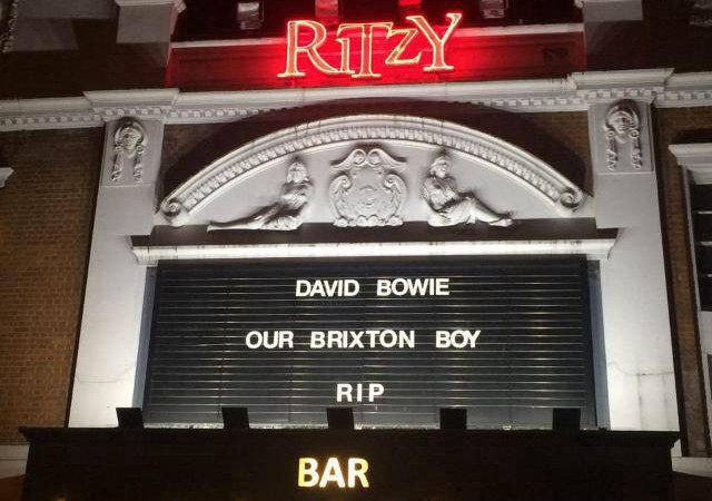 Ritzy cinema in Brixton Photo by Lauren Sharp