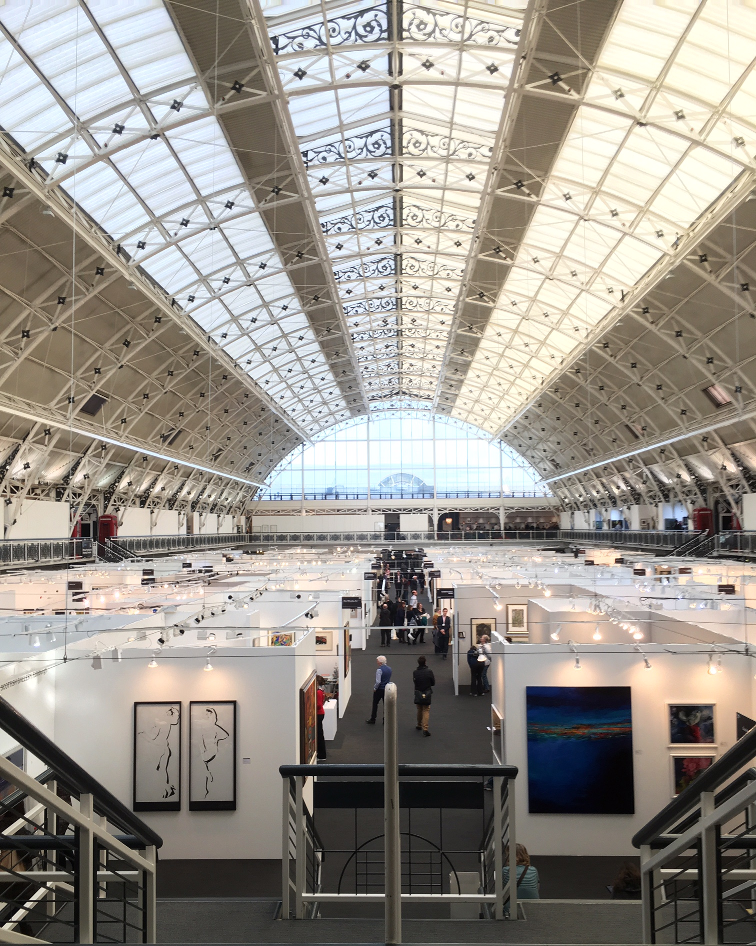 London Arts Fair