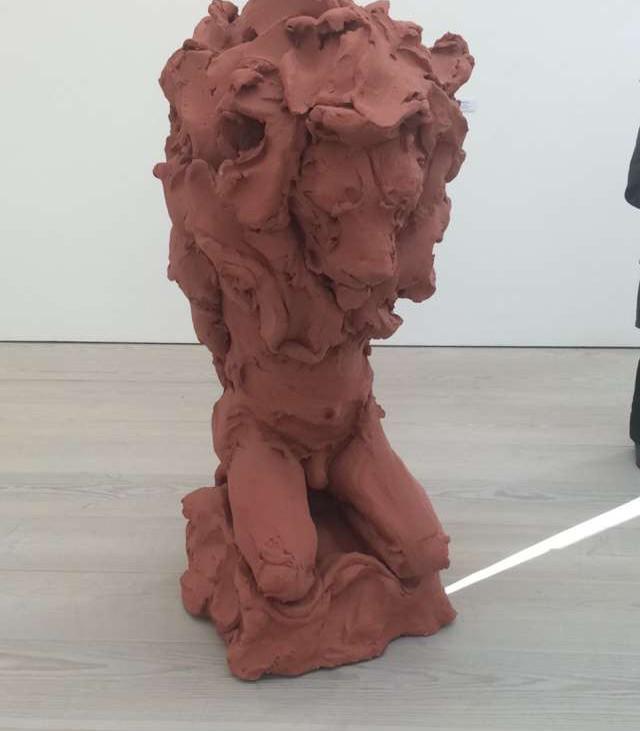 Lion man by Stephanie Quayle