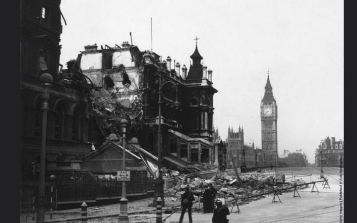 'London can take it' image by Leonard Bentley via Flickr
