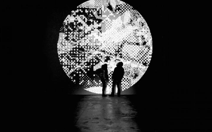 Atoms Vectors Pixels Ghosts™, TDR™ Sequential Graphics Supernova 2012 - 2014, Art Intervention S1 Artspace, Sheffield