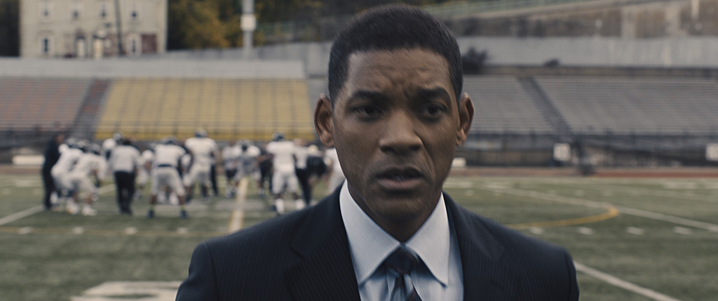Will Smith in Concussion