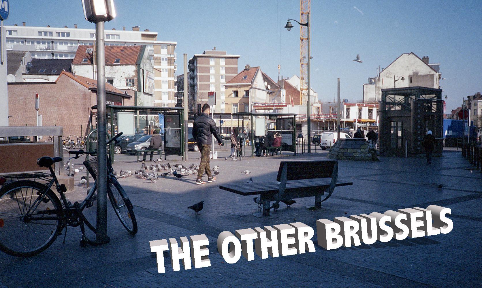 Shot of Molenbeek, the other Brussels
