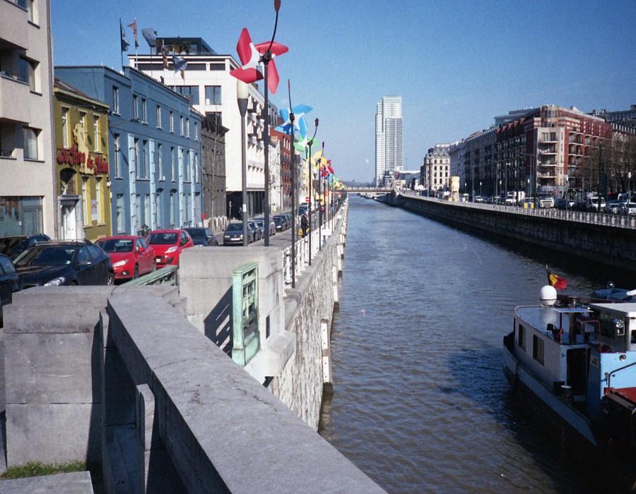 Molenbeek canal
