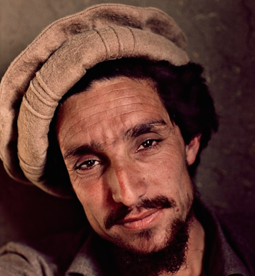 Portrait of Massoud