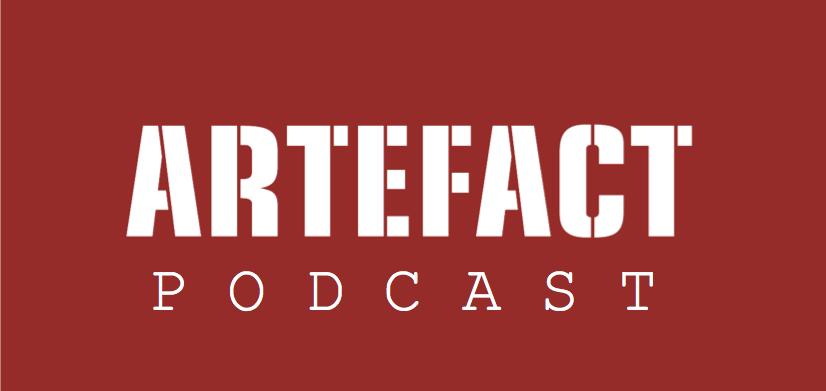 Artefact podcast logo
