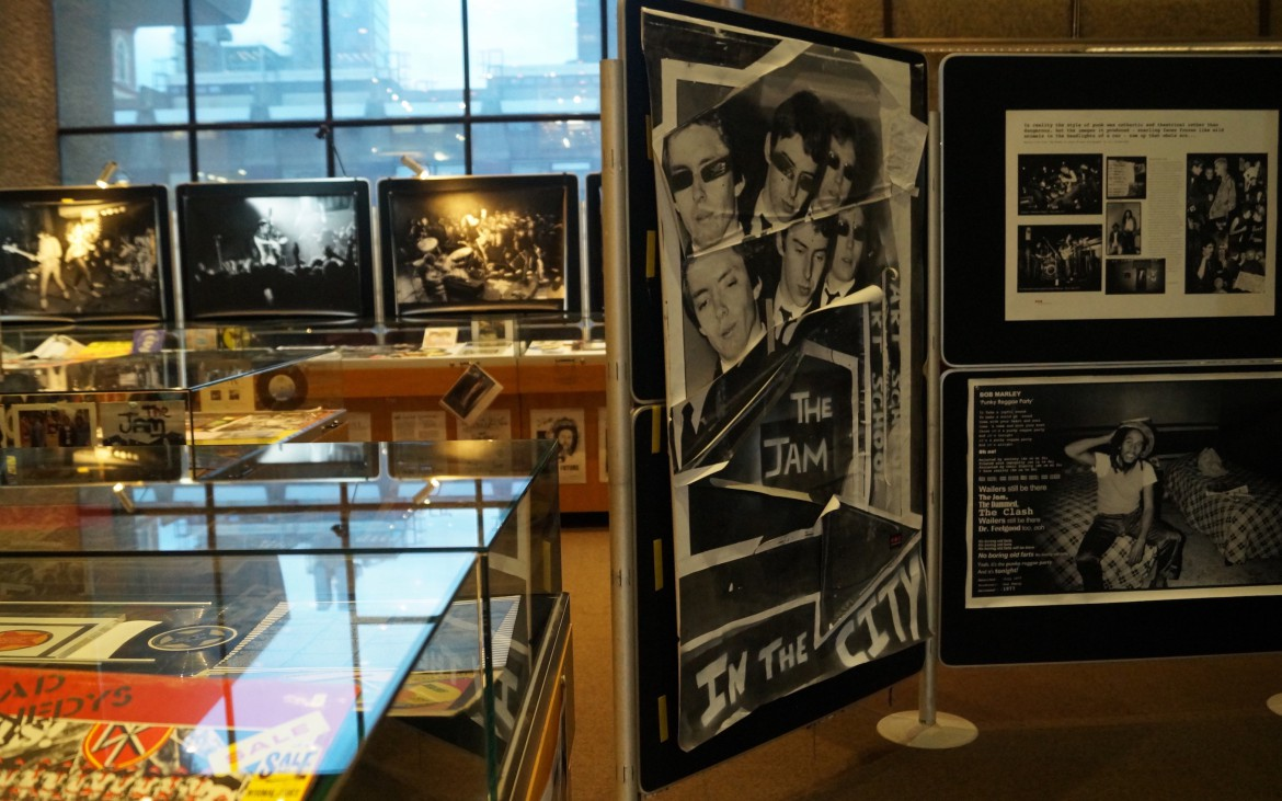 Chunk of Punk Exhibition 5