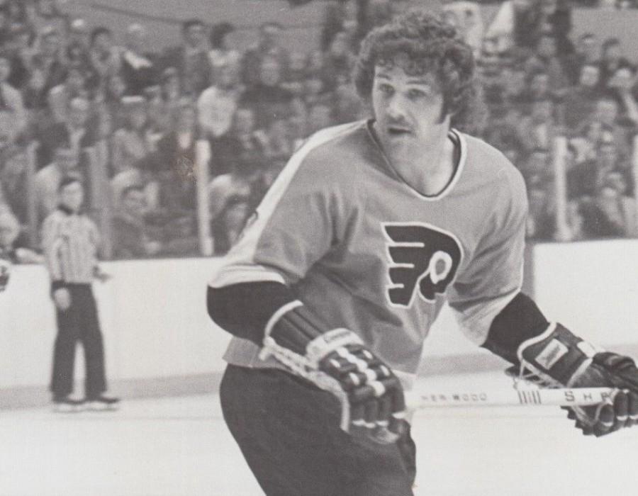Ice Hockey player Dave_Schultz