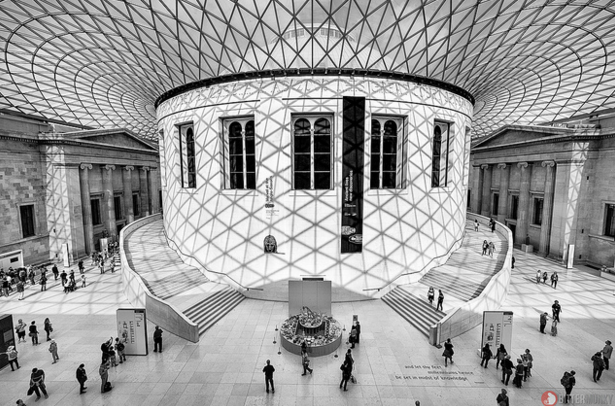 Architecture inside the British Museum - #1 of 1,318 things to do in London on Tripadvisor.