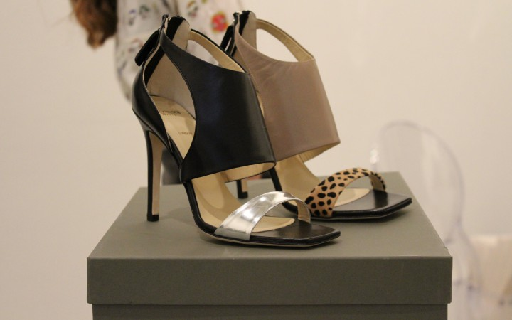 Sandalds by Alexander White - His shoes are designed in London and handmade in Florence, Italy.
