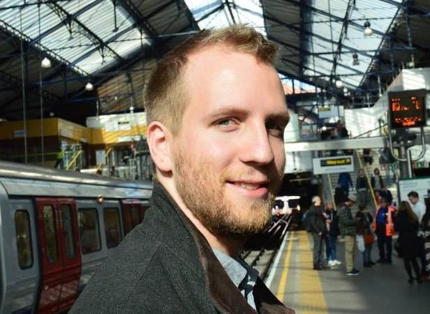Deni Vitkovic from Croatia