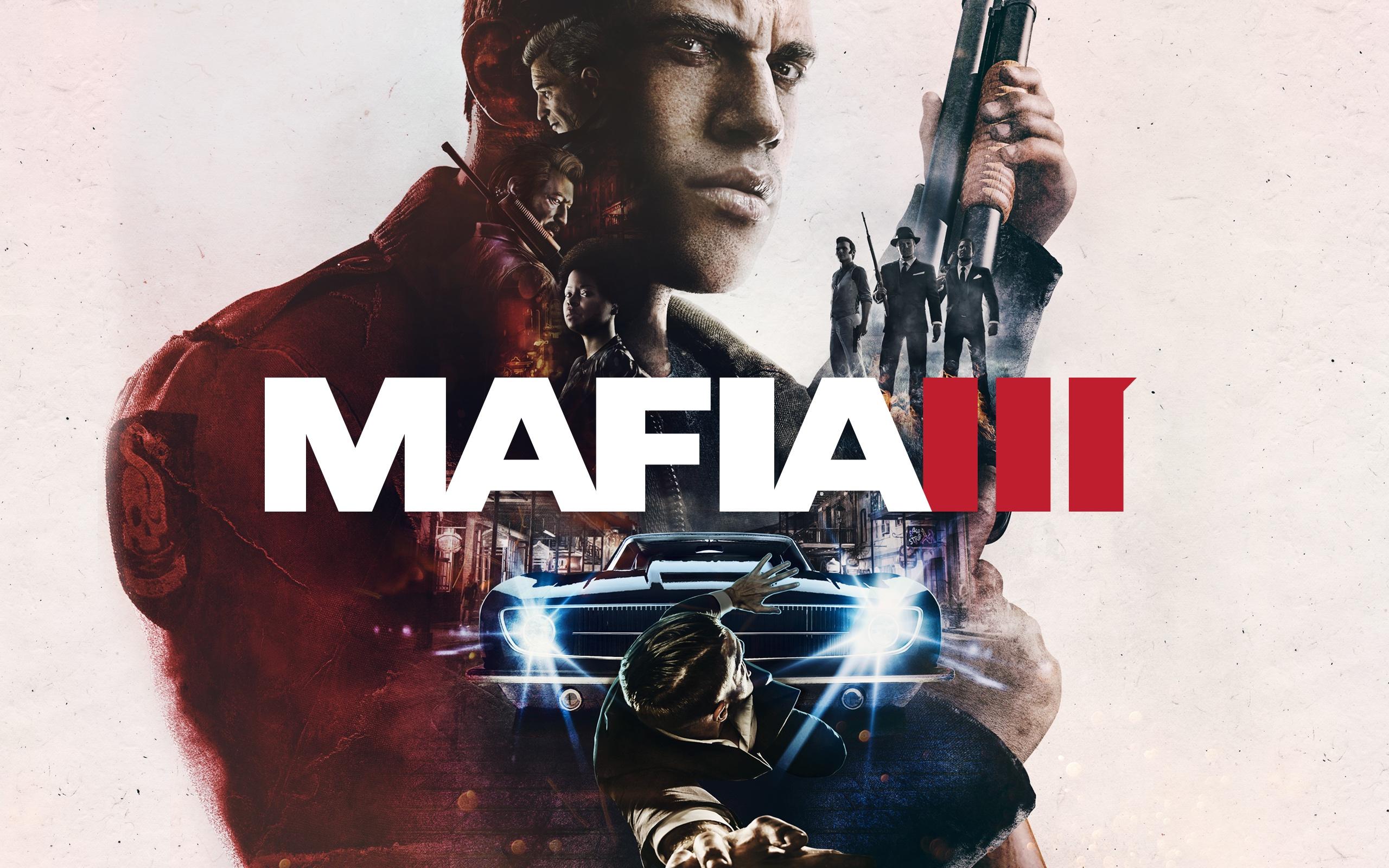 Poster for Mafia 3