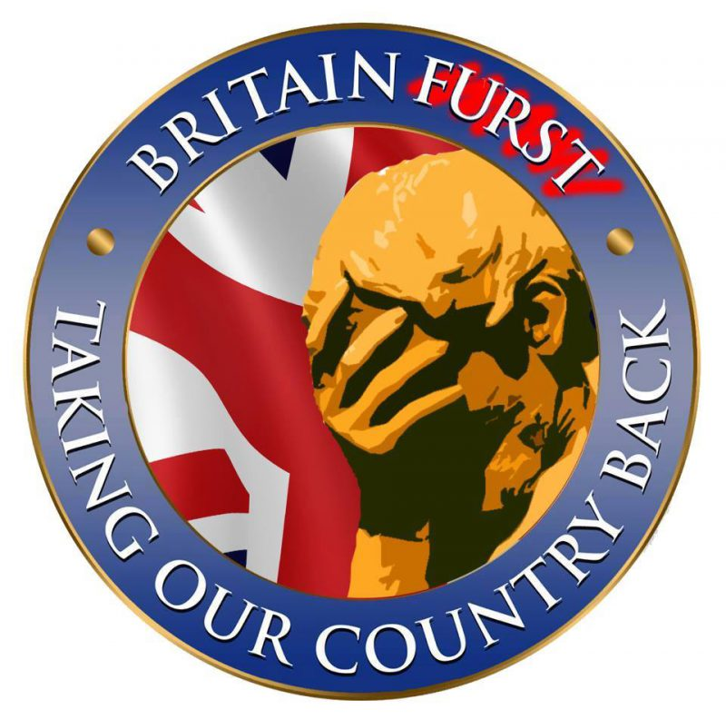 Britain Furst logo