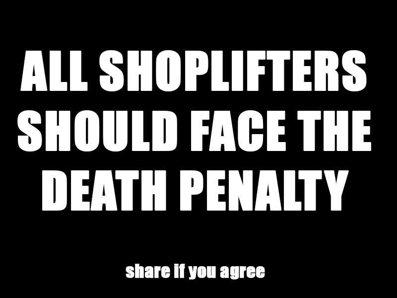 Death Penalty Meme