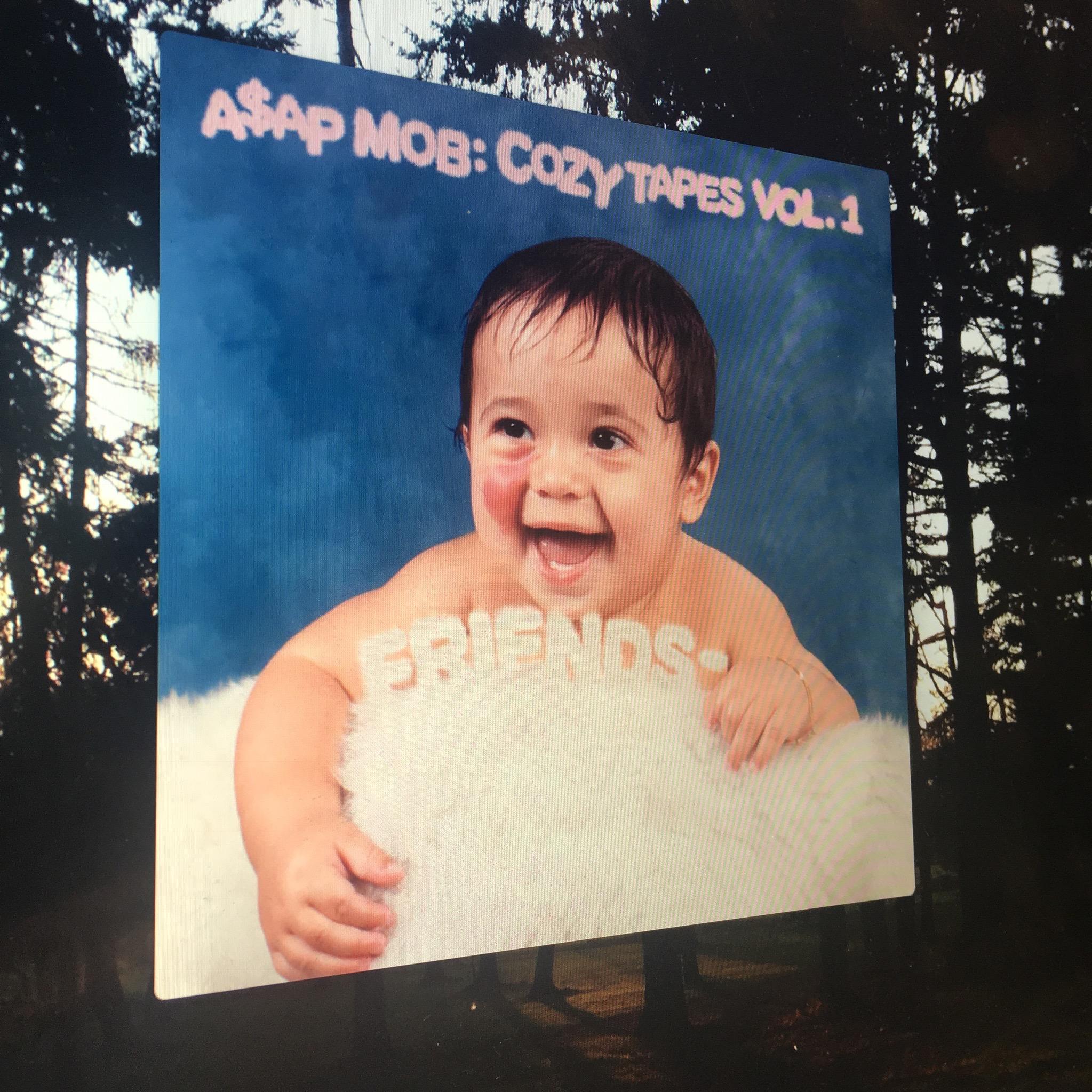 Mob Cozy Tapes album cover