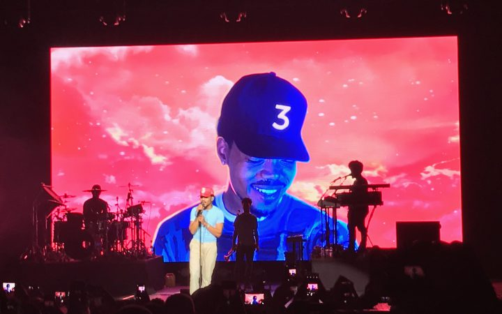 Chance The Rapper, O2 Academy, Brixton. 20/11/16