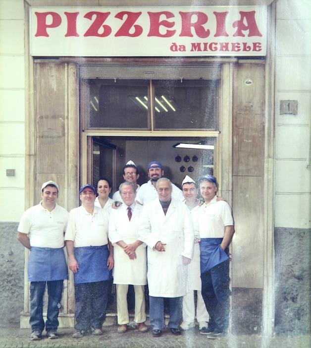 Pizzeria 'Da Michele'