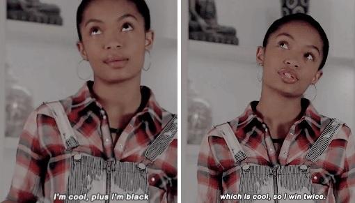 Zoey Johnson from Blackish