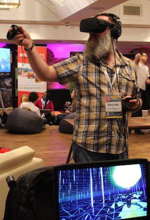 VR player