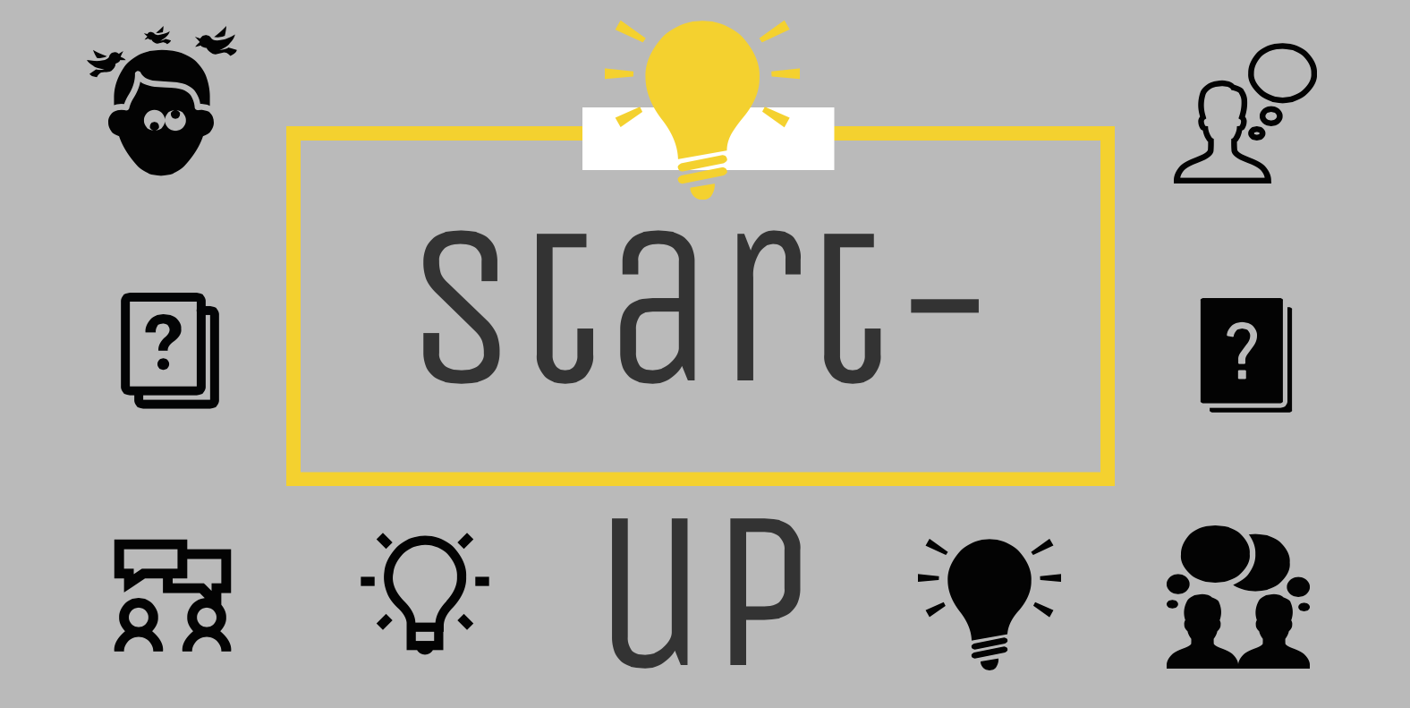 start-ups infographic