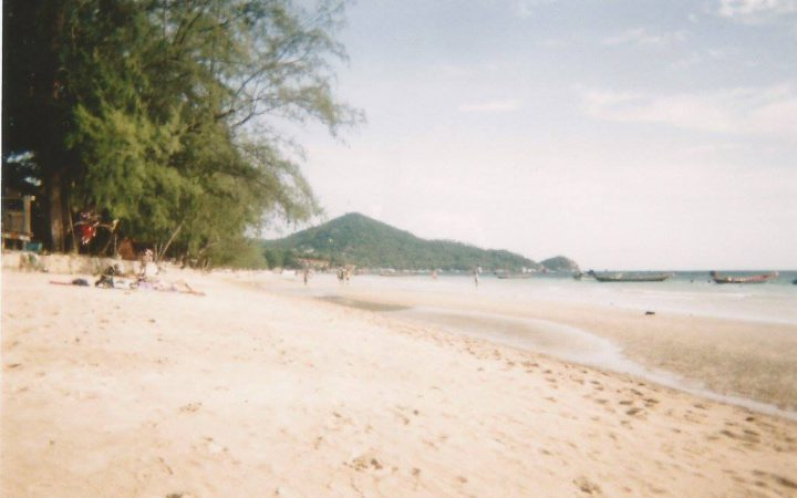 The picturesque and calm side to Thailand's beaches