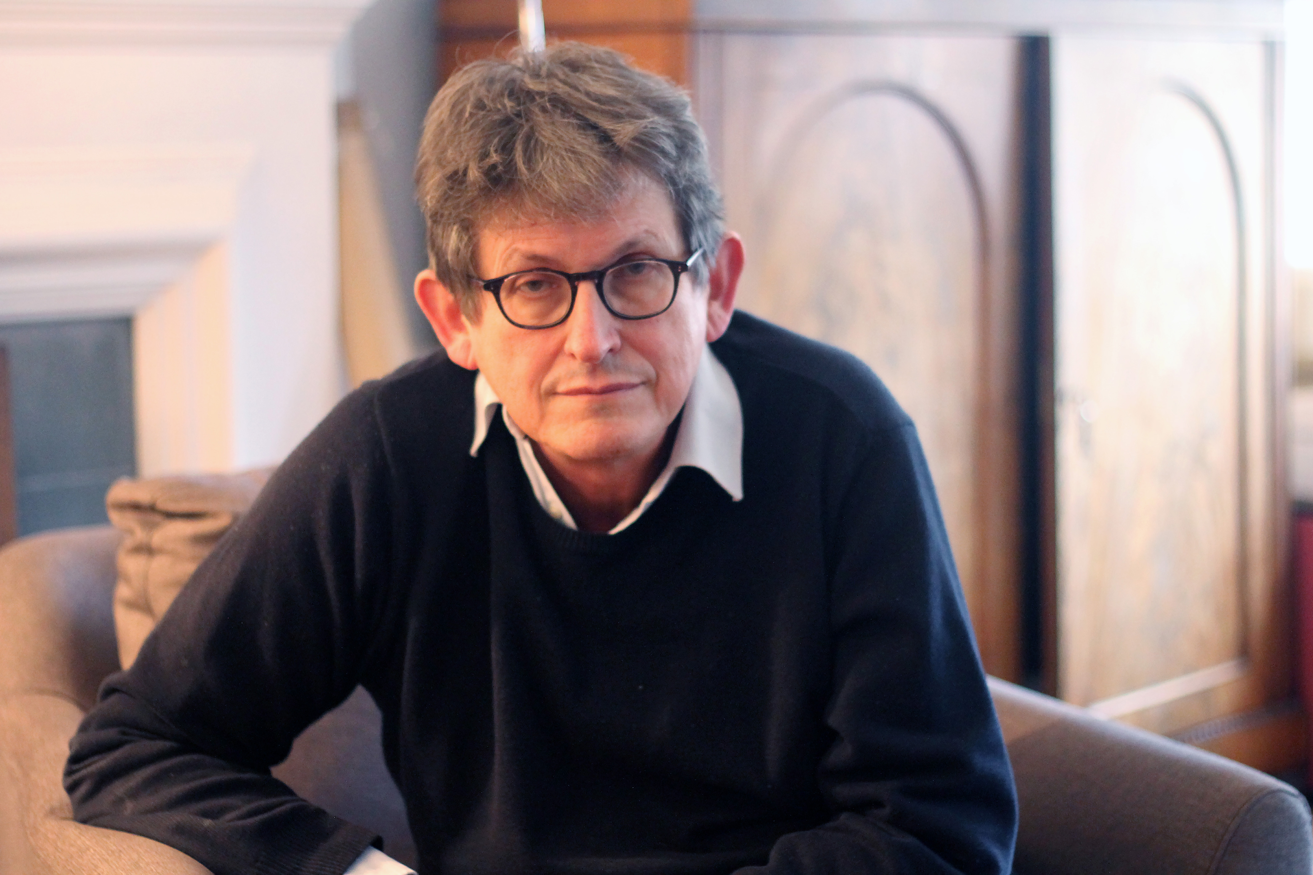 Interview with Alan Rusbridger in Oxford on the 22nd of February