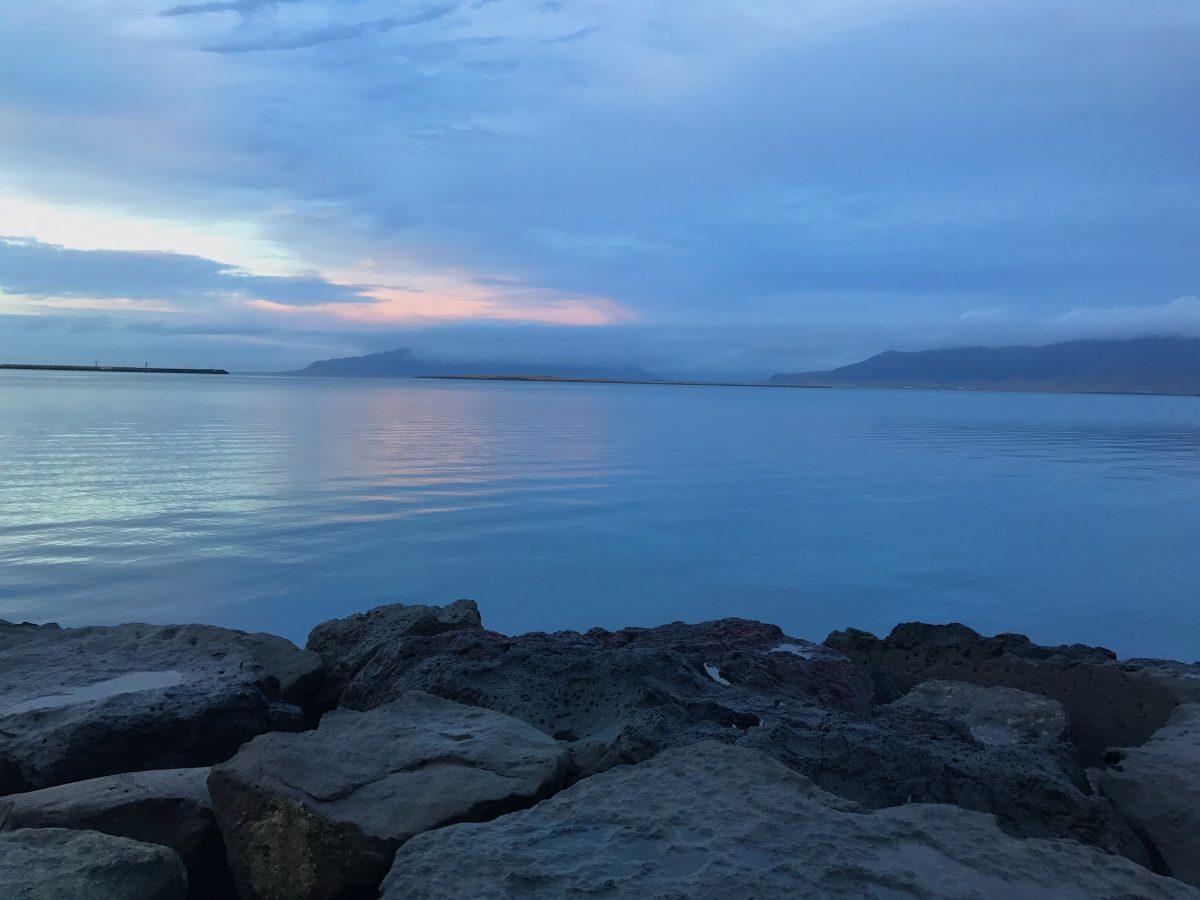 Reykjavik Harbour Iceland