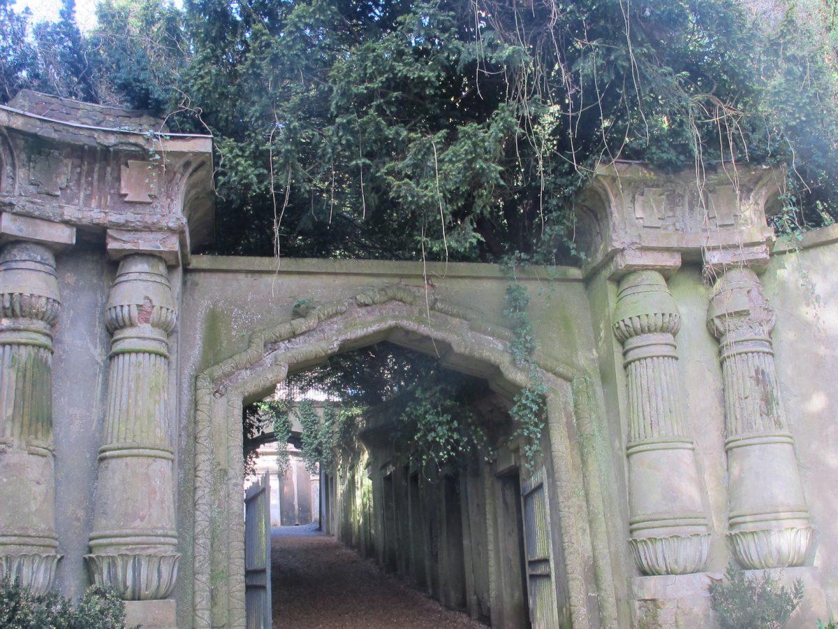 The Egyptian Avenue