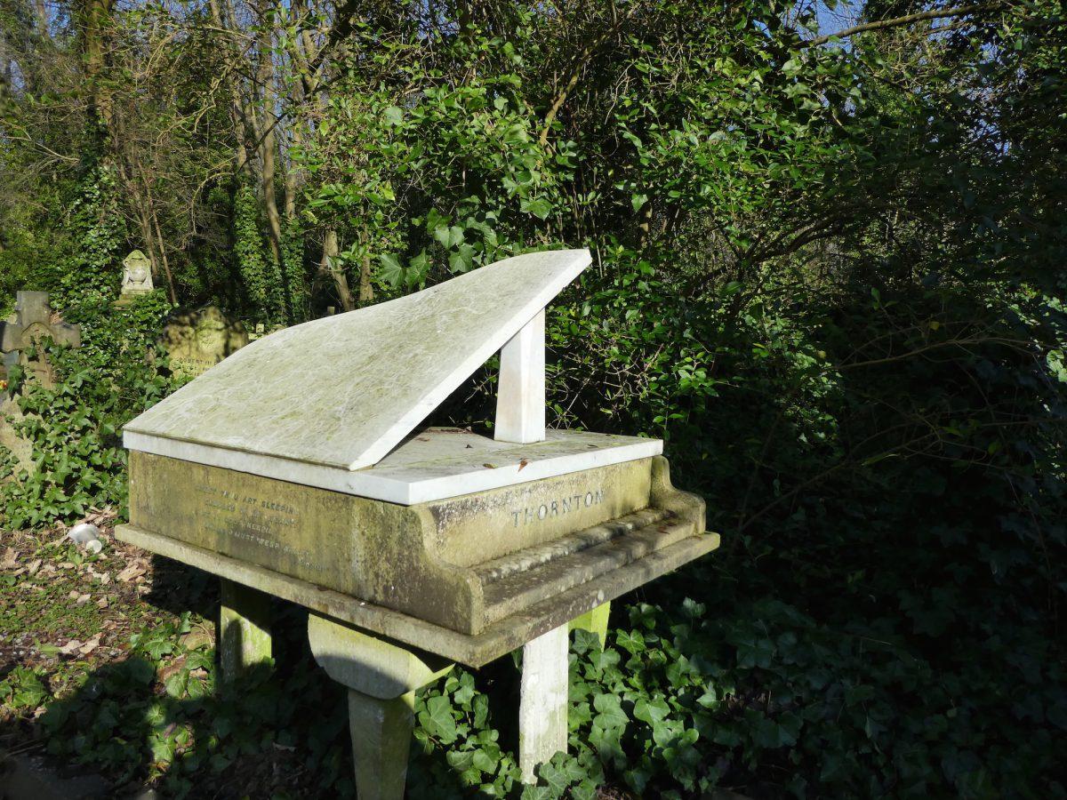 William Thornton grave