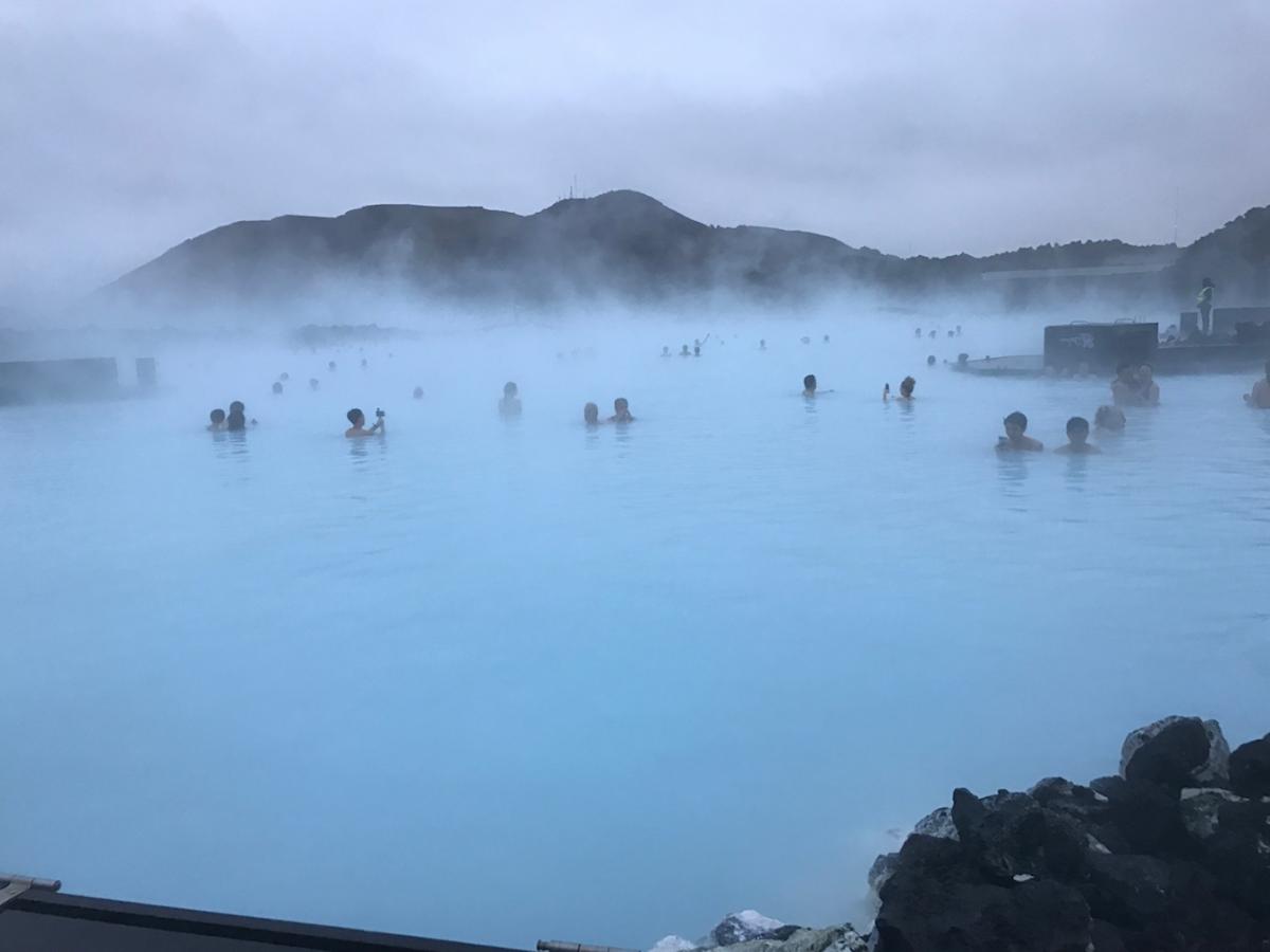 BláaLónið, Blue Lagoon Iceland