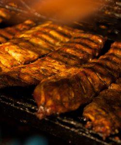Ribs grill