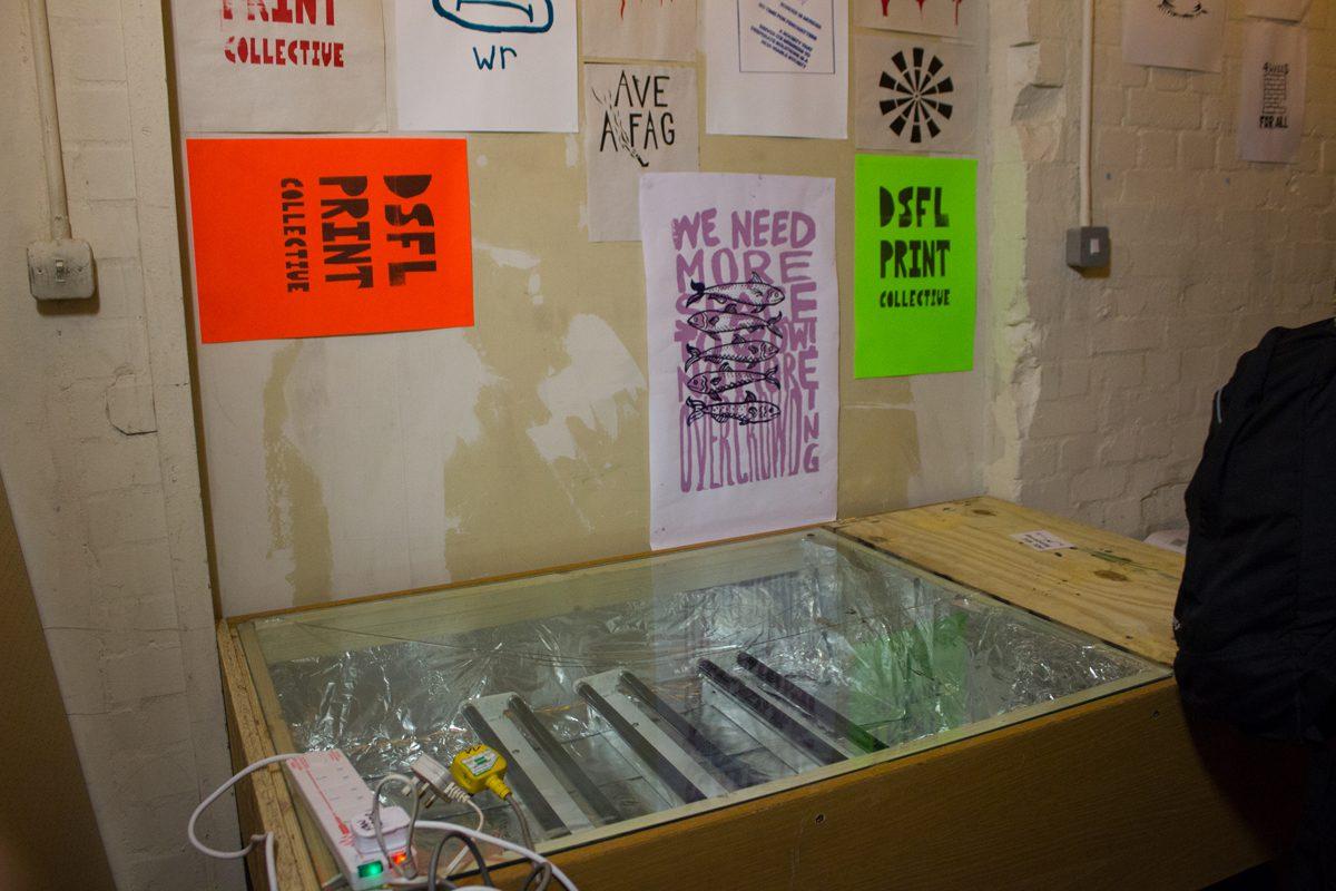 printing equipment at diysfl