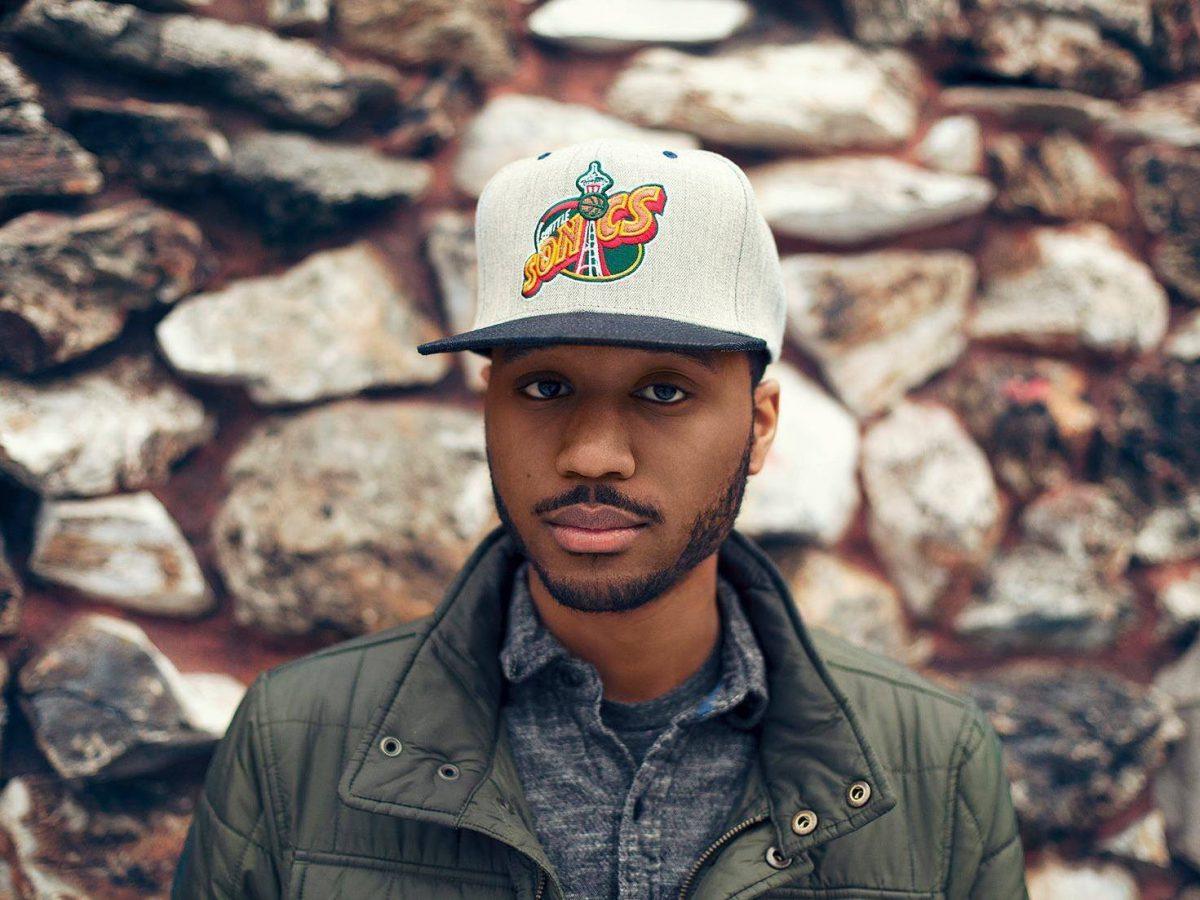 Man wearing a baseball cap
