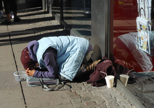 Poverty, Begging, Streets, Homeless