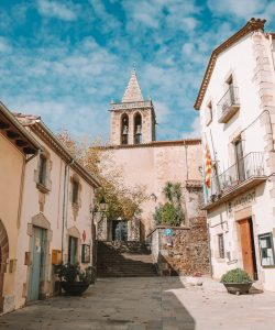 Small town, big heroes - Aiguaviva, Catalonia, October 2017