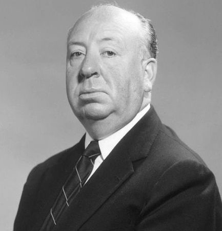 Alfred Hitchcock By Studio publicity still - Dr. Macro, Public Domain