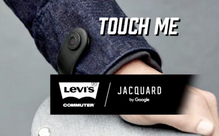 Google and Levi's 'Commuter Jacket'
