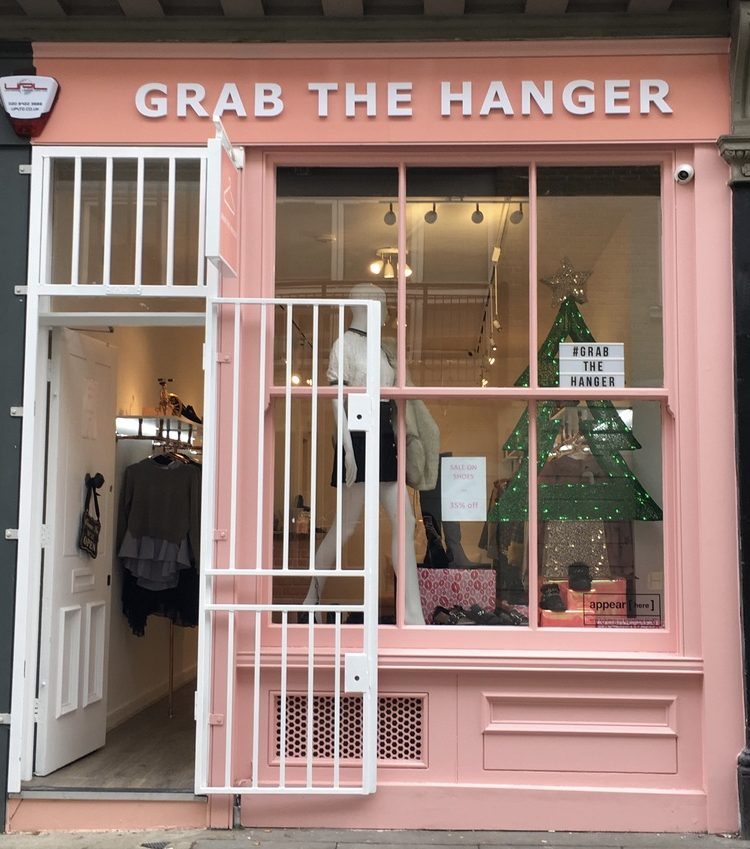 Independent store, clothing, shop, east london