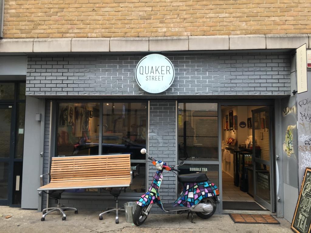 independent, coffee shop, creative, musicians, art, east london
