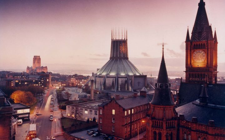 University of Liverpool campus