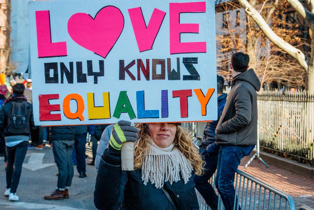 Solidarity Rally