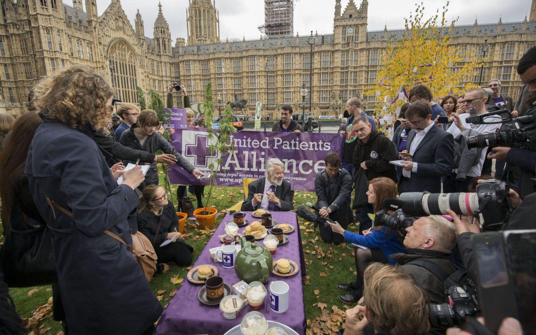 Tea protest