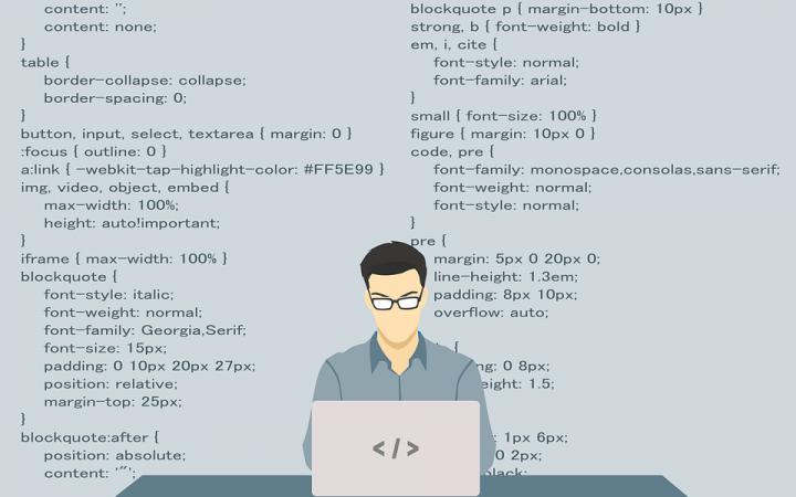 a normal programmer