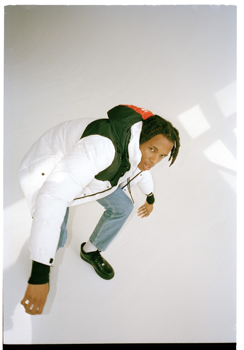 Junior Clint by Vitali Gelwich for Dazed Online
