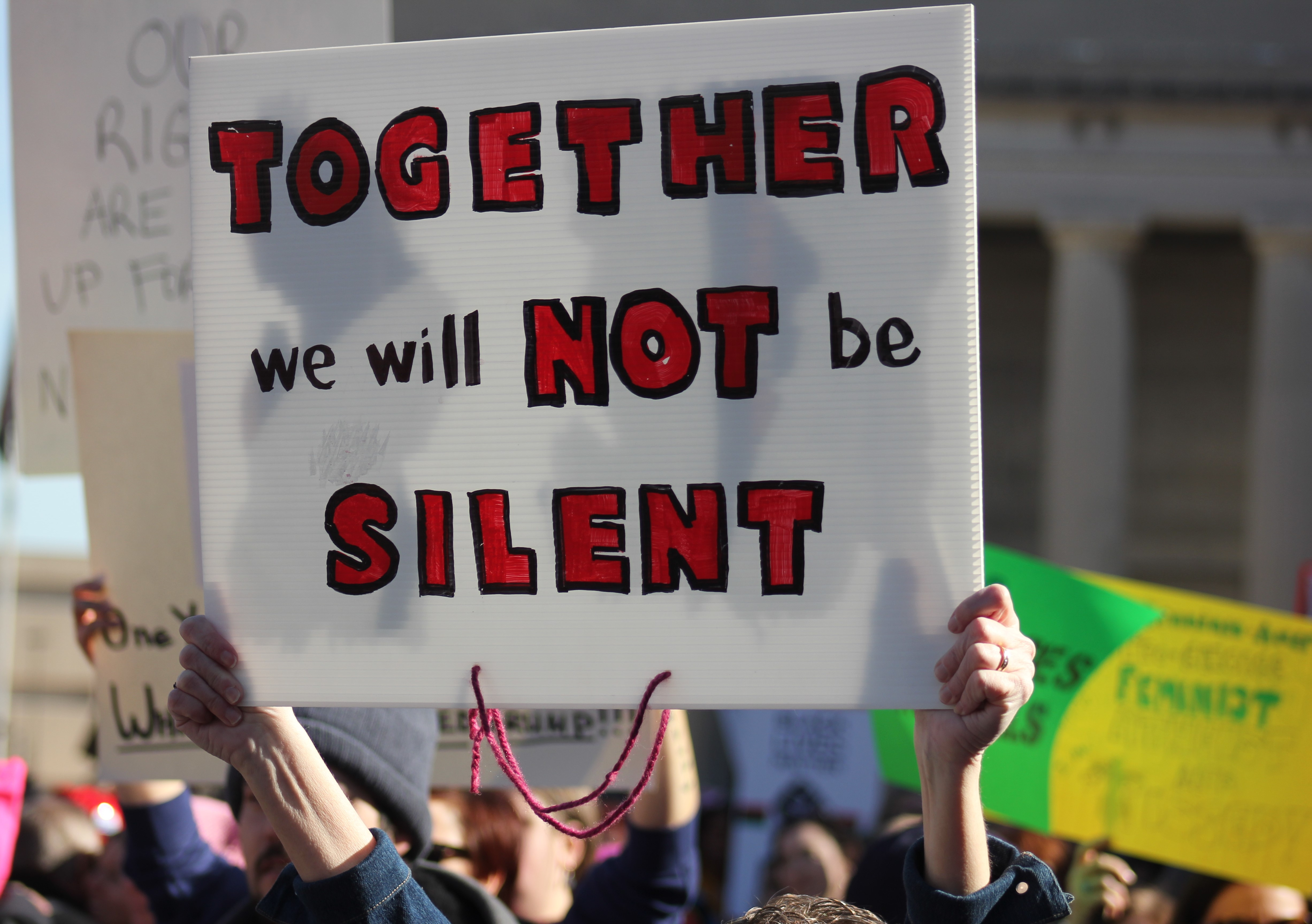 by Elvert Barnes Protest Photograph via flickr