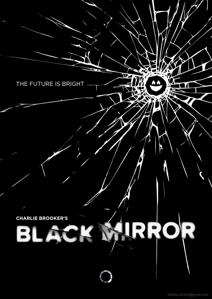 Black Mirror poster [Flickr]